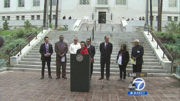 LA Council speaks on immigration deportations
