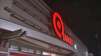 A Target store is seen in this undated file photo.