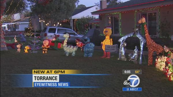 Christmas extravaganza lights up Torrance