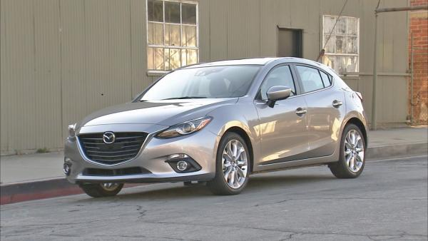 Mazda3 redo keeps it a small-car competitor