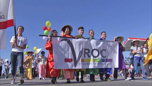 Tet parade in OC lifts ban on LGBT group