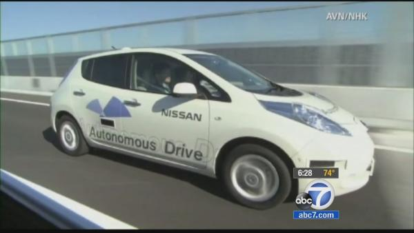 CA DMV mulls how to regulate driverless cars