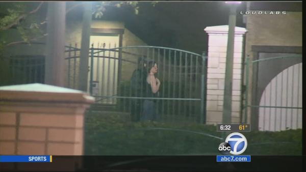 Whittier standoff with hostage ends peacefully