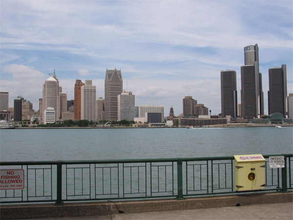 Detroit, Mich. ranked No. 3 on Orkin's list of...
