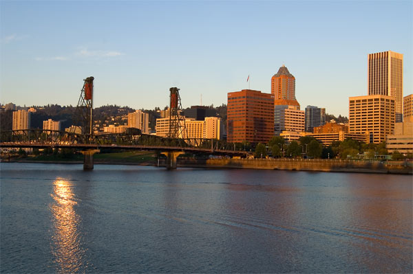 Portland, Ore. ranked  No. 8 on Foursquare's list of the rudest cities in the world.