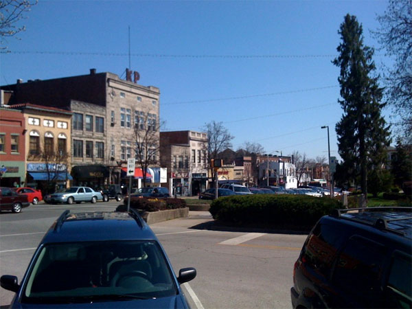 "<div class=""meta ""><span class=""caption-text "">Bloomington, Ind. ranked  No. 4 on Foursquare's list of the rudest cities in the world. (flickr/Amy Guth)</span></div>"