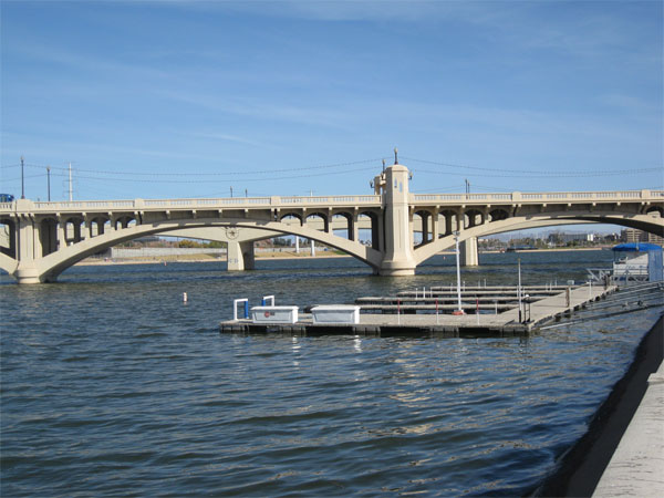 Tempe, Ariz. ranked  No. 6 on Foursquare&#39;s list of the rudest cities in the world. <span class=meta>(flickr&#47;dougtone)</span>