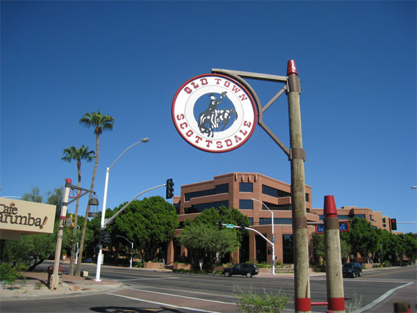 Scottsdale, Ariz. ranked  No. 7 on Foursquare&#39;s list of the rudest cities in the world. <span class=meta>(flickr&#47;Dru Bloomfield)</span>