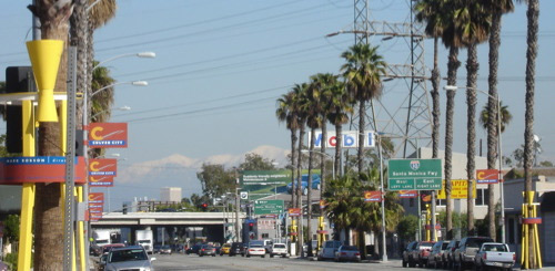 Culver City, Calif. ranked  No. 13 on Foursquare's list of the rudest cities in the world.