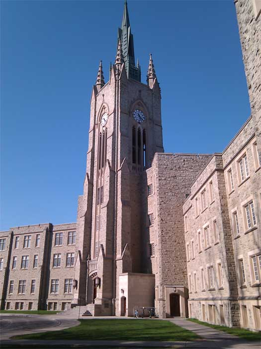 University of Western Ontario ranked No. 4 on Playboy&#39;s 2011 Top 10 Party Schools list. <span class=meta>(Flickr&#47;DGriebeling)</span>