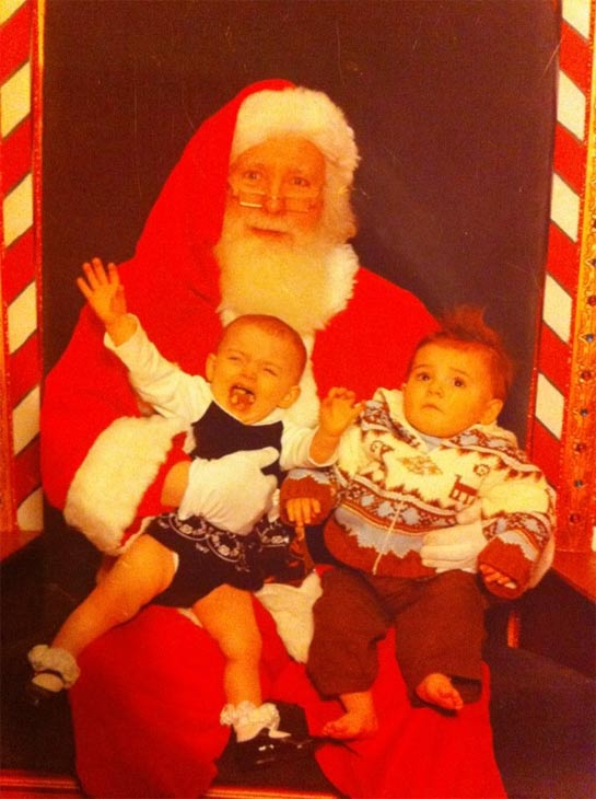 "<div class=""meta ""><span class=""caption-text "">ABC7 viewer Rashea Paquette posted this photo to the ABC7 Facebook wall of her kids, Hailey and Hunter, with Santa Claus.   Post your own photo, and don't forget to tag yourself. Your photo may be used on Eyewitness News! (KABC Photo/ ABC7 viewer Rashea Paquette)</span></div>"