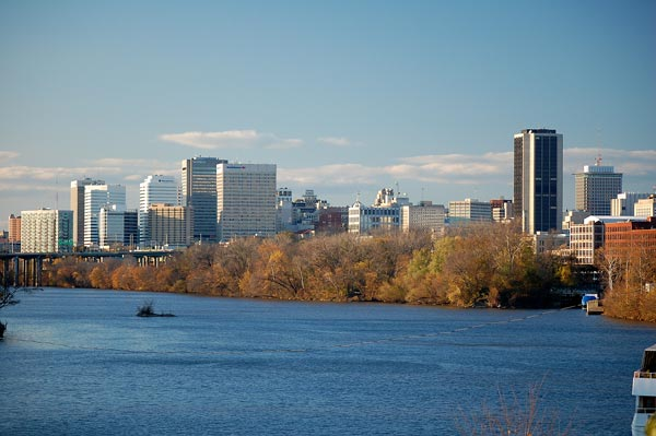 Richmond/Petersburg, Va. ranked No. 10 on Orkin's list of top cities in the U.S. for