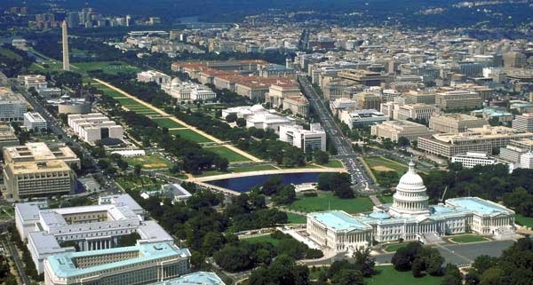 Washington, D.C. ranked No. 8 on Orkin's list of...
