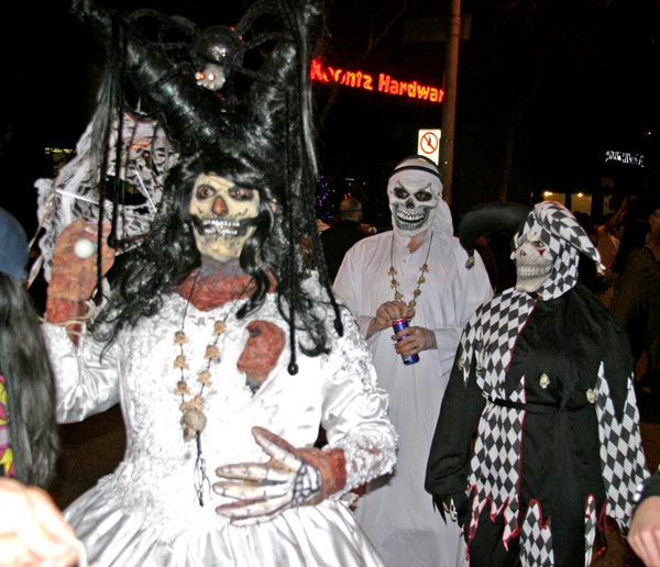 "<div class=""meta ""><span class=""caption-text "">Revelers at the West Hollywood Halloween Costume Carnaval in West Hollywood on Wednesday, Oct. 31, 2012. (ABC7)</span></div>"