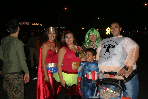 "<div class=""meta ""><span class=""caption-text "">The Banda Family poses for a photo during the West Hollywood Halloween Costume Carnaval on Thursday, Oct. 31, 2013. (ABC7)</span></div>"