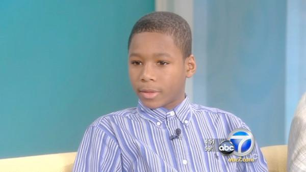 Bullied Penn. boy gets surprise on 'The View'