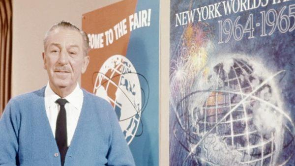 t's a place that Walt Disney himself envisioned at the 1964 World's Fair.