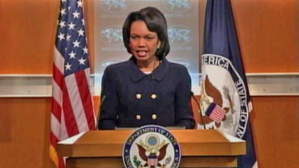 Former Secretary of State Condoleezza Rice is seen in this undated file photo.