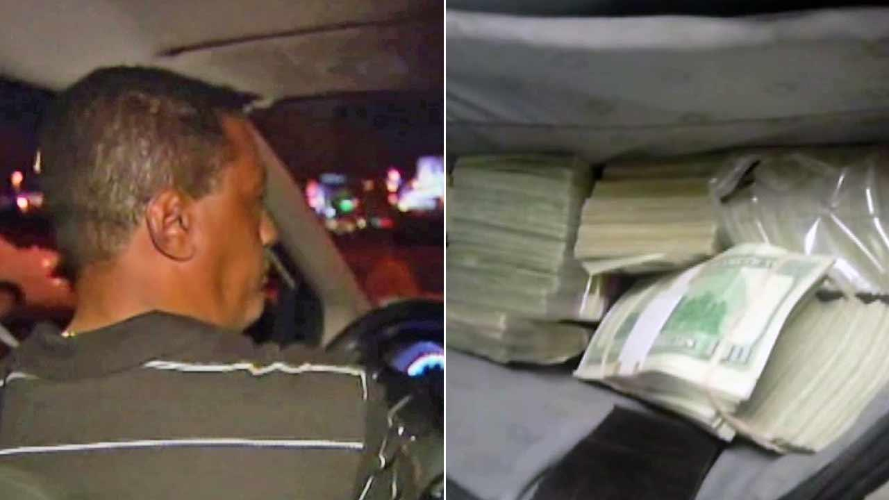 Las Vegas cab driver Adam Woldemariam found $221,000 in his van and turned the money in.