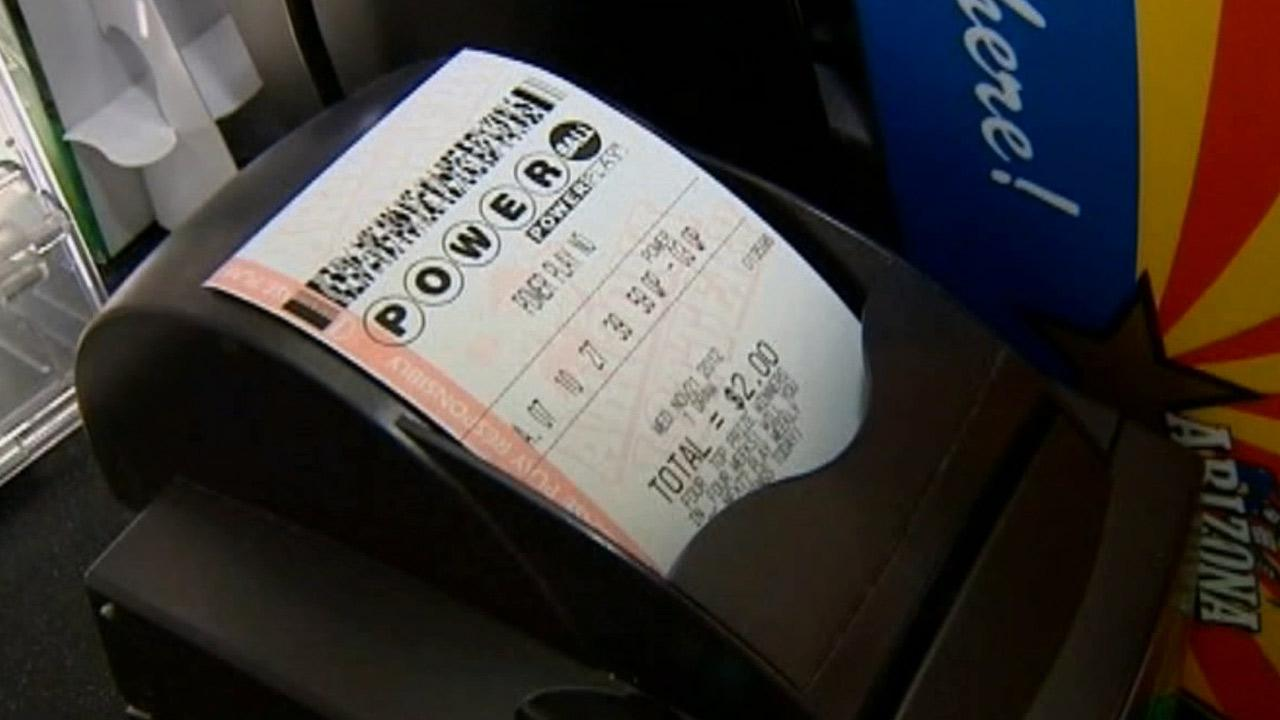 The winning Powerball jackpot numbers for Saturday, Nov. 24, 2012 were 22-32-37-44-50, and the Powerball was 34.