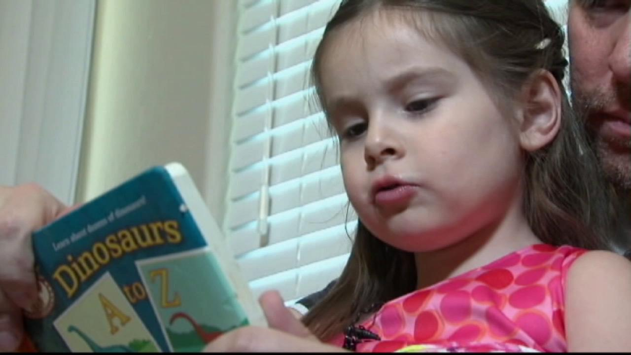 Alexis Martin, a 3-year-old from Arizona, is the youngest person from that state to be accepted into Mensa.