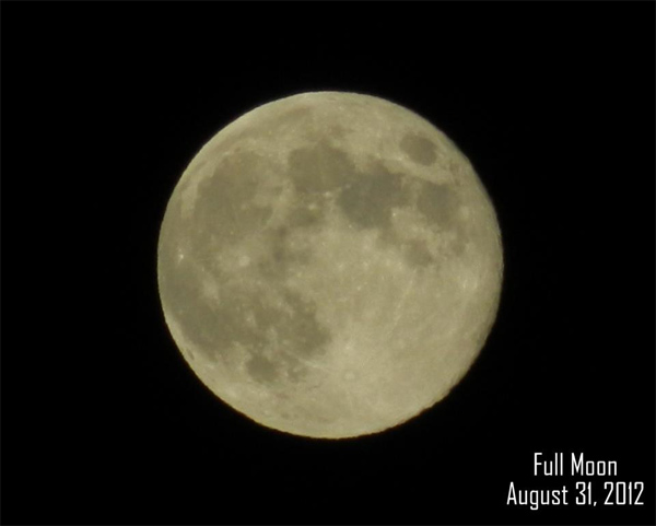 ABC7 viewer Linda Anderson Kimball sent us this photo of the blue moon in Carson City, Nev.  When You Witness breaking news, or even something extraordinary, send pictures and video to video@myabc7.com, or send them to @abc7 on Twitter or our ABC7 Facebook page. <span class=meta>(ABC7 viewer Linda Anderson Kimball)</span>