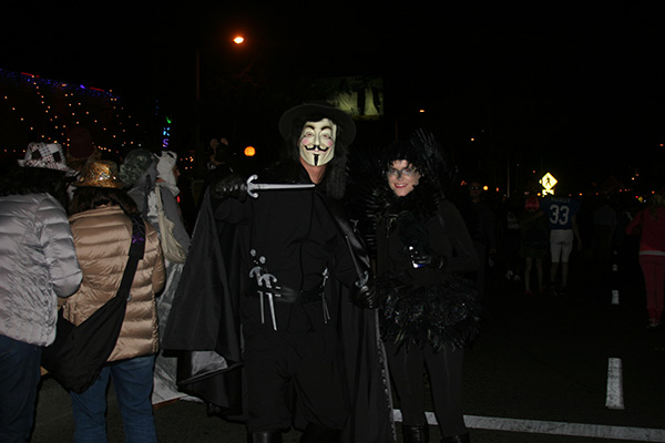 "<div class=""meta ""><span class=""caption-text "">Greg and Louis Grasmehr pose for a photo during the West Hollywood Halloween Costume Carnaval on Thursday, Oct. 31, 2013. (ABC7)</span></div>"