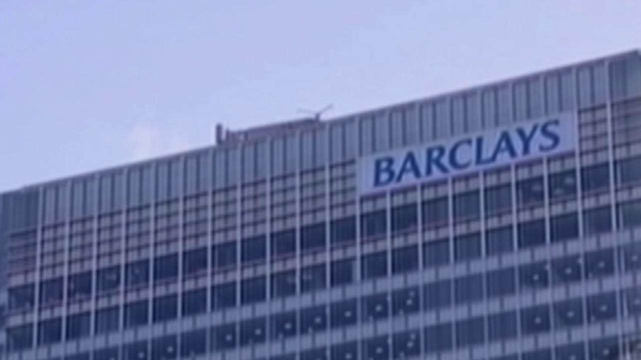 A Barclays building is seen in this undated file photo.