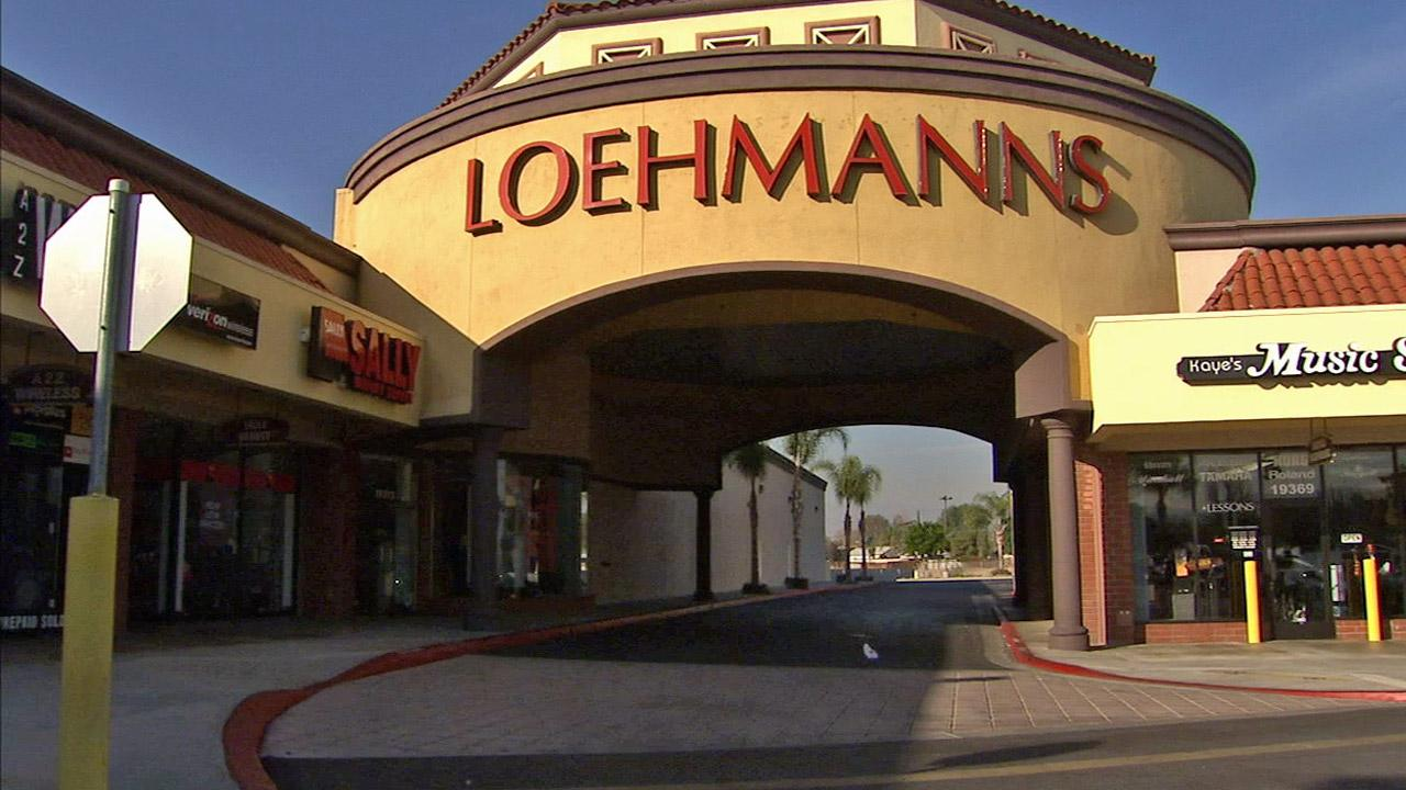 A Loehmanns store is shown in this undated file photo.