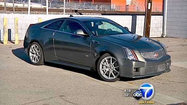 New Cadillac sports coupe rivals Corvette