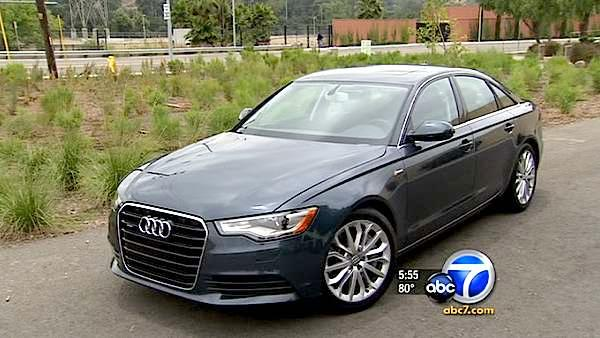 Audi's bold moves set 2012 A6 sedan apart