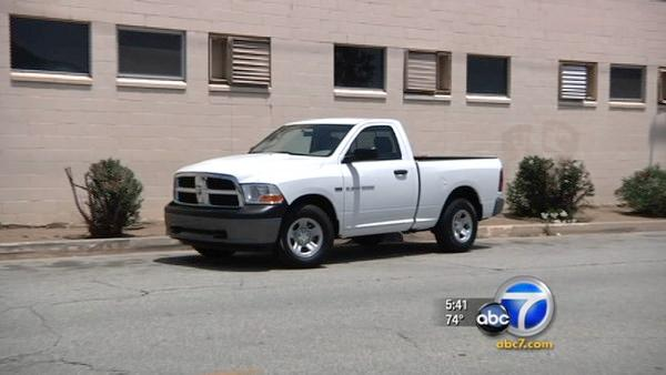 New pickup trucks, vans for small businesses