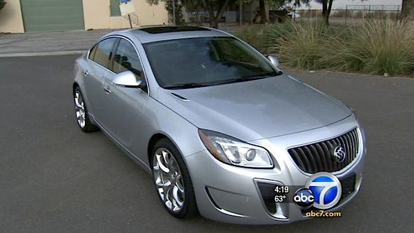 New Regal GS is not your grandfather's Buick