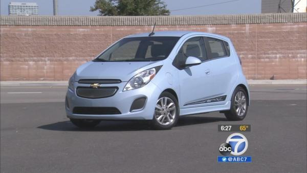 Electric cars affordable as lease prices drop