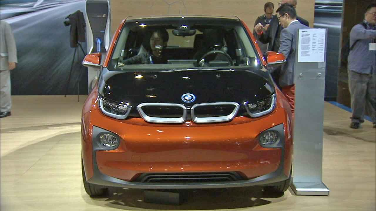 Eco Friendly Cars Made With Recycled Materials Abc7 Com