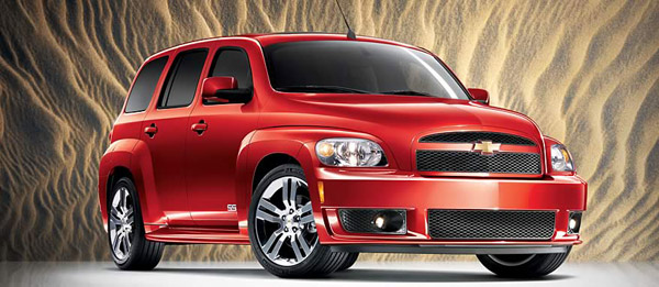The Chevrolet HHR made it on Forbes&#39; Ugliest Cars of 2010 list. Forbes came up with the list by consulting with auto experts from Consumer Reports, NADAguides and Autoline Daily. <span class=meta>(chevrolet.com)</span>
