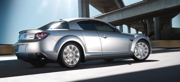 The Mazda RX8 made it on Forbes&#39; Ugliest Cars of 2010 list. Forbes came up with the list by consulting with auto experts from Consumer Reports, NADAguides and Autoline Daily. <span class=meta>(mazdausa.com)</span>