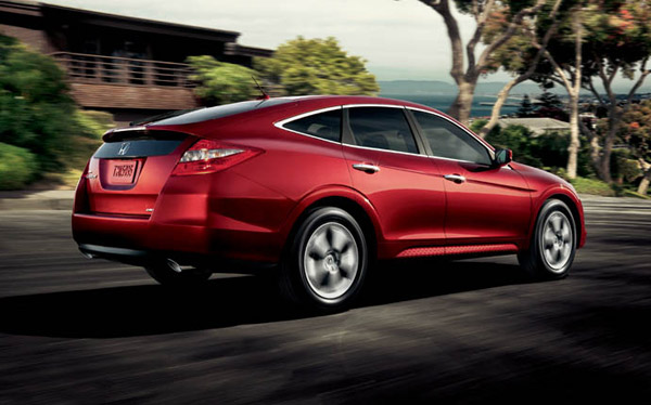 The Honda Crosstour made it on Forbes and Consumer Reports&#39; Ugliest Cars of 2010 list.  <span class=meta>(honda.com)</span>