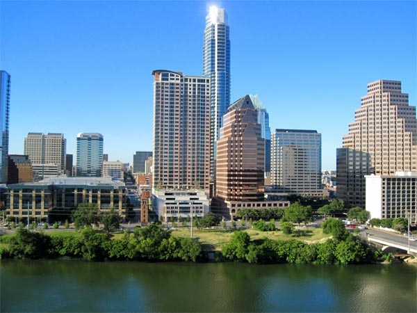 Austin, Texas was ranked No. 9 in a list of the best cities in America to find love. The list was put out by The Daily Beast website.