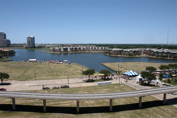 Irving, Texas was ranked No. 8 in a list of the best cities in America to find love. The list was put out by The Daily Beast website. <span class=meta>(flickr&#47; R. Steven Rainwater)</span>