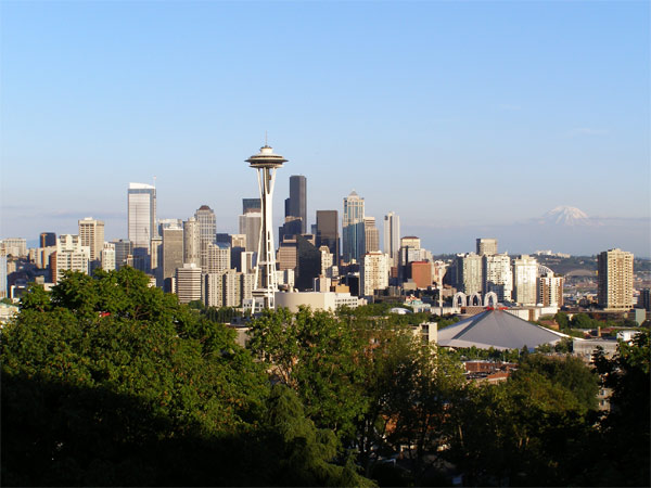 Seattle, Wash. was ranked No. 4 in a list of the best cities in America to find love. The list was put out by The Daily Beast website. <span class=meta>(flickr&#47;dherrera_96)</span>