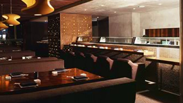 If you are looking for a sushi restaurant to take your date, Takami Sushi &amp; Robata Restaurant in downtown Los Angeles offers a great view.  <span class=meta>(takamisushi.com)</span>