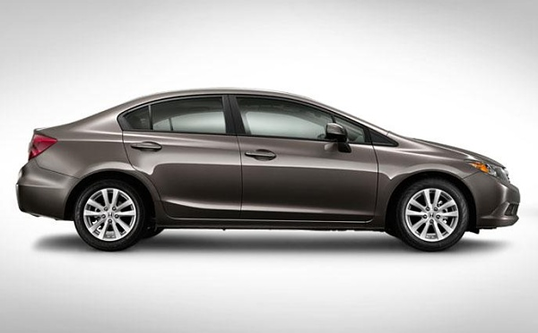 "<div class=""meta image-caption""><div class=""origin-logo origin-image ""><span></span></div><span class=""caption-text"">The 2012 Honda Civic was one of six small cars that earned a Top Safety Pick rating. Thirteen different small cars were crash-tested by the  Insurance Institute for Highway Safety. Testers evaluated front, side, rollover, and rear-impact crashes to see how well the cars would do. A Top Safety Pick car means that it received a good rating in all four of the tests.  (honda.com)</span></div>"