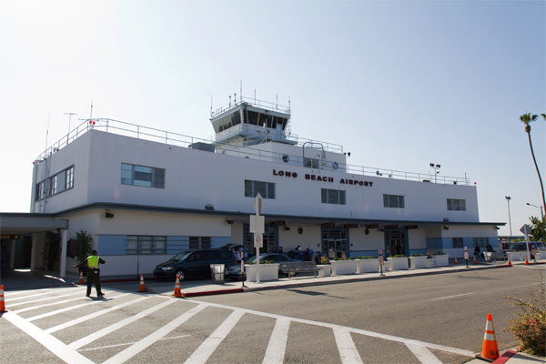 Long Beach &#40;Daugherty Field&#41;, CA &#40;LGB&#41; ranked No. 2 on Cheapflights.com&#39;s 2012 list of most affordable airports. The rankings are based on the average price passengers found for flights during June 2012.  Long Beach airport&#39;s average airfare was &#36;250. <span class=meta>(Flickr&#47;Atomic Taco)</span>