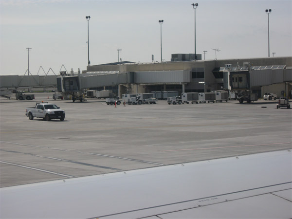 "<div class=""meta image-caption""><div class=""origin-logo origin-image ""><span></span></div><span class=""caption-text"">Metropolitan Oakland International (OAK) in California ranked No. 8 on Cheapflights.com's 2012 list of most affordable airports. The rankings are based on the average price passengers found for flights during June 2012. Metropolitan Oakland International's average airfare was $330. (Flickr/Derrick Coetzee)</span></div>"