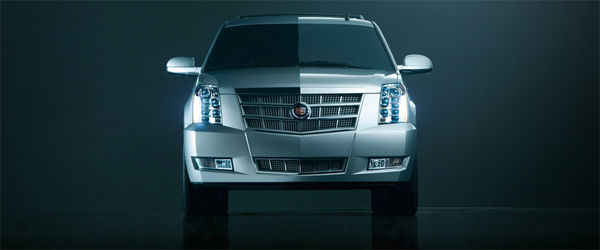 The 2012 Cadillac Escalade won in the Luxury...