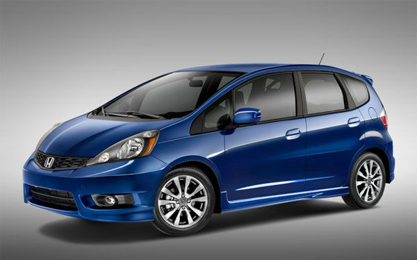 The 2012 Honda Fit won in the Subcompact Car and Hatchback categories for the 2012 U.S. News Best Cars for Families Awards.  <span class=meta>(automobiles.honda.com)</span>