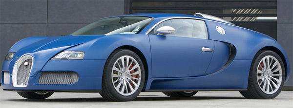 The Bugatti Veyron was tied as the 5th worst vehicle for the environment. The American Council for an Energy-Efficient Economy gave the cruiser 19 out of 100 points. By comparison the ACEEE's most energy efficient vehicle, the Mitsubishi i-MIEV, received