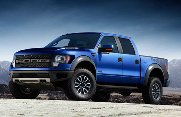 The Ford F-150 SVT Raptor was tied as the 11th...