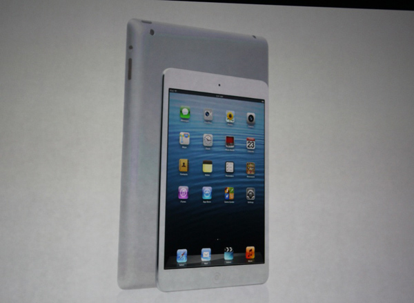 "<div class=""meta ""><span class=""caption-text "">The iPad Mini is unveiled at the Apple event on Tuesday, Oct. 23, 2012. (ABC News)</span></div>"